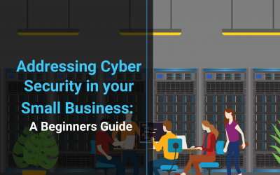 Addressing Cyber Security in Your Small Business: a Beginner's Guide