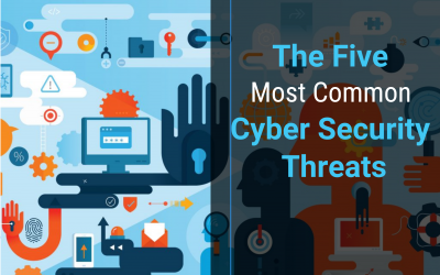 The 5 Most Common Cyber Security Threats