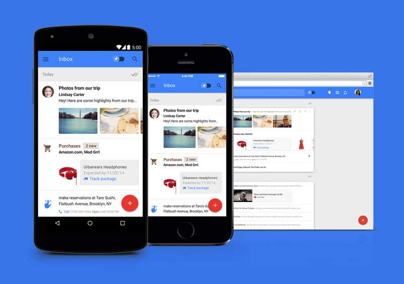 Inbox by Google: Have you tried Google's new Inbox feature?