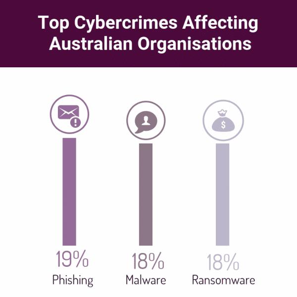 Top Cybercrimes Australia